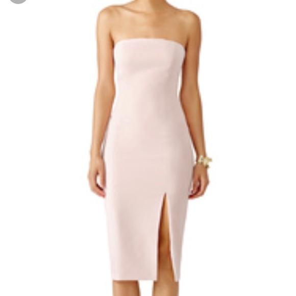 1bb57d0cd3f Jay Godfrey blush Thompson dress